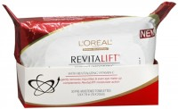 L'Oreal Dermo-Expertise Revitalift Wet Cleansing Towelettes 30 Each [071249135631]