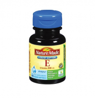 Nature Made dl-Alpha Vitamin E 200 IU Softgels 100 ea [031604011550]