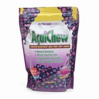 Nutritionworks AcaiChew, Amazon Rainforest Acai Fruit 30 ea [035046070618]