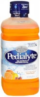 Pedialyte Oral Electrolyte Maintenance Solution Fruit 33.80 oz [070074803654]