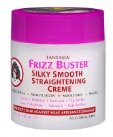 Fantasia Frizz Buster Silky Smooth Straightening Creme, 6 oz [011313040201]