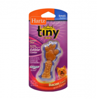 Hartz Tiny Dog Dental Duo, Bacon Flavor 1 ea [032700024130]