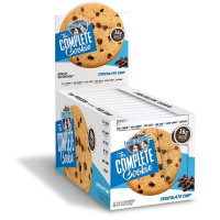 Lenny & Larry's The Complete Cookie 4 oz, Chocolate Chip 12 ea [787692834617]