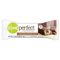 ZonePerfect Nutrition, 1.76 oz bars, Chocolate Almond Raisin 12ea [638102204646]