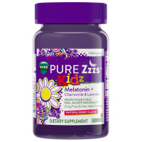 Vicks Pure Zzzs Kidz Melatonin Gummies 48 ea [323900039957]