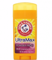 ARM & HAMMER ULTRAMAX Anti-Perspirant Deodorant Solid Powder Fresh 2.60 oz [033200194705]