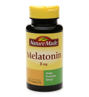 Nature Made Melatonin 3mg Tablets 120 ea [031604027414]