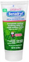Benadryl Children's Anti-Itch Gel 3 oz [312547171038]
