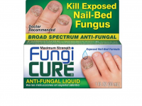 FUNGICURE Anti-Fungal Liquid Maximum Strength 30 mL [072959610302]