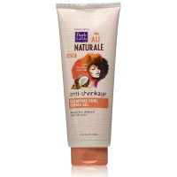 Dark and Lovely Au Naturale Anti-Shrinkage Clumping Curl Creme Gel 11.05 oz [075285013519]