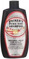 PACKER'S Pine Tar Shampoo 8 oz [180309000441]