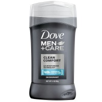 Dove Men+Care Deodorant Stick Clean Comfort 3 oz [079400072160]