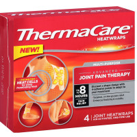 ThermaCare Multi-Purpose Joint Pain Therapy Heatwraps 4 ea [305733017241]