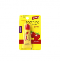Carmex Soothing Lip Balm, Strawberry 0.35 oz [083078014315]