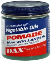 Dax Pomade With Lanolin 3.50 oz [077315001015]