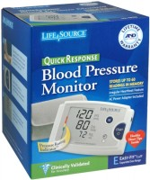 LifeSource Quick Response Blood Pressure Monitor UA-787EJ 1 Each [093764601552]
