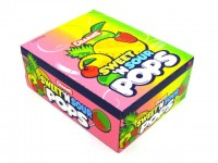 Charms Sweet & Sour Pops Assorted [Case] 48 ct [014200337088]