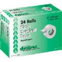 Dynarex Cloth Surgical Tape 0.5