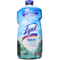 Lysol  Clean & Fresh Multi-Surface Cleaner, Cool Adirondack Air 28 oz [019200951692]