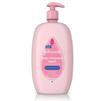 JOHNSON'S Baby Moisture Wash 28 oz [381370031574]