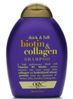 Organix Thick & Full Biotin & Collagen Shampoo 13 oz [022796916709]