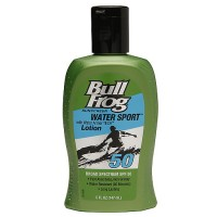 BullFrog Water Sport SPF 50 Sunscreen Lotion 5 oz [000774317793]