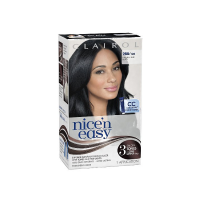 Nice 'n Easy Permanent Color, Natural Blue Black [124] 1 ea [381519000409]