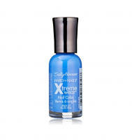 Sally Hansen Hard as Nails Xtreme Wear, Pacific Blue [33] 0.4 oz [074170357288]