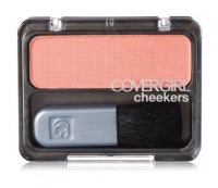 CoverGirl Cheekers Blush, Pretty Peach [150], 0.12 oz [061972104202]