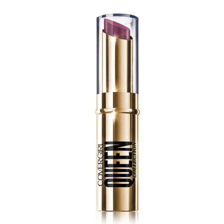 CoverGirl Queen Stay Luscious Lipstick, Grace 0.12 oz [046200002970]