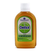 Dettol First Aid Antiseptic Liquid 8.45 oz [012496000426]