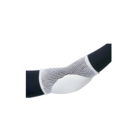 Heel  Elbow Protector Sleeve Procare One Size Fits Most White [888912028905]