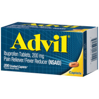 Advil 200 mg Coated Caplets 200 Caplets [305730161510]