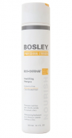 Bosley Bos-Defense Nourishing Shampoo, Normal To Fine Color-Treated Hair, 10.1 oz [852665002093]