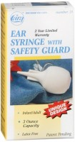 Cara Ear Syringe With Safety Guard No. 21 1 Each [038056000217]