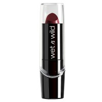 Wet n Wild Silk Finish Lipstick, Black Orchid [535D] 0.13 oz [077802553546]