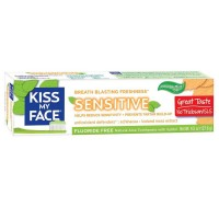 Kiss My Face Fluoride Free Sensitive Toothpaste 4.5 oz [028367842330]
