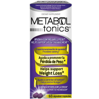 Metaboltonics  Weight Loss Capsules 60 ea [650240029806]