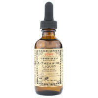 Svasthya Body & Mind L-Theanine Liquid 2 oz