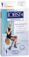 JOBST SupportWear Sun Bronze Mild Compression Therapeutic Support Ultra Sheer Pantyhose Size Large 1 Each [035664172398]