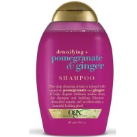 OGX Detoxifying + Pomegranate & Ginger Shampoo 13 oz [022796610218]