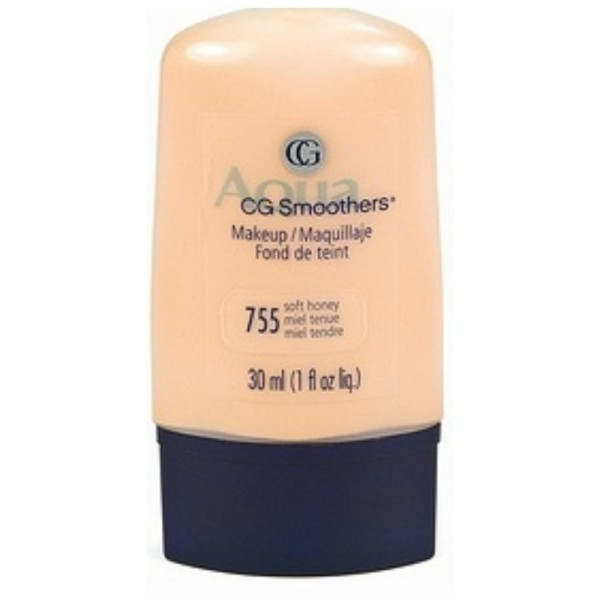 CoverGirl Smoothers Liquid Foundation, Soft Honey, 1 ea