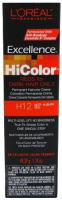 L'Oreal Excellence HiColor Deep Auburn Red, 1.74 oz [657201051098]