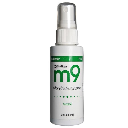 m9 Odor Eliminator Spray, Scented  2 oz [610075077342]