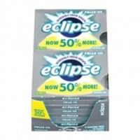 Eclipse  Sugar Free Gum Polar Ice 8 packs (18 ct per pack)  [022000119612]