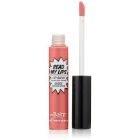 theBalm Cosmetics Read My Lips Lip Gloss 0.219 oz [681619803833]