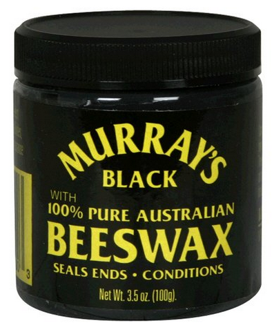 Murray S Black Beeswax 3 5 Oz Pharmapacks