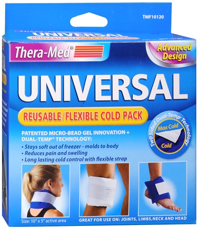 Thera-Med Cold Pack Universal 1 Each [037646101204]