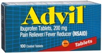 Advil Tablets 100 Tablets [305730150408]