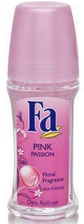 FA Hour Roll-On Deodorant, Pink Passion 1.7 oz [4015000519977]